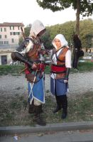 Kenways at Lucca Comic and Games 2013 by Azael047
