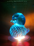 Glass Birds: On Stage by MsLilly