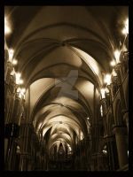 Vaulted 2 by Teague-Drydan
