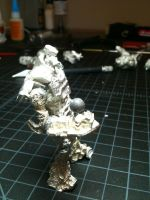 Megalith Conversion 4 by UnfetteredVagaries