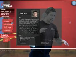 Redefined Fitness Website Bio1 by mmusgjerd