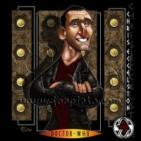 The Ninth Doctor by jonpinto