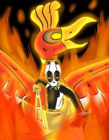 Pandapool: Enter the Flames by Pandapool