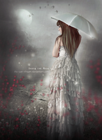 .: Under the Moon :. by she-can-dream