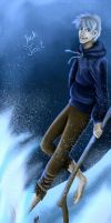 Jack Frost by sferchik