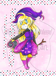 .: AT Adorable Witch +SP :. by Raika-chan