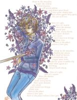 :Hunger games: Rue's death by Pancake-fairy