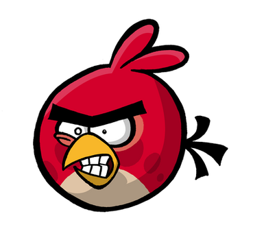 Angry Birds 1 by Dill-Tasker