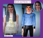 Spock's hidden emotions by Tockie16