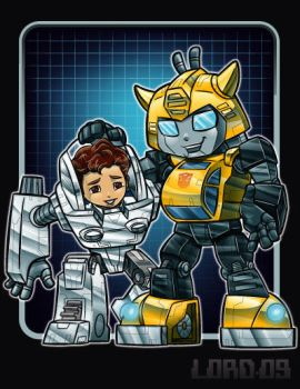 Best Buds by lordmesa