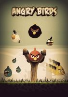 angry birds... by tomzj1