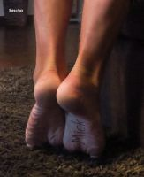 SASCHA FEET - Xtremely high arched soles by SASCHA-FEET