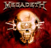 megadeth icon3 by leenicklessart
