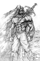 Barbarian by Demacros