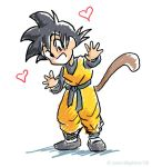 Too Cute For Words - Goten by lauraneato