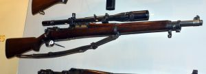 Springfield M1903 Sniper Rifle by shelbs2