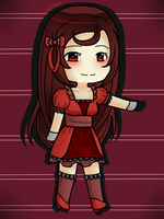Chocolate Cherry Alice Adopt [CLOSED] by RomAdopts