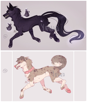[OPEN 2/2] Dog adoptables auction by Yasuo-tyan