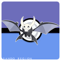 #241 - Crobat (Sando Form) by AdrianoL-Drawings