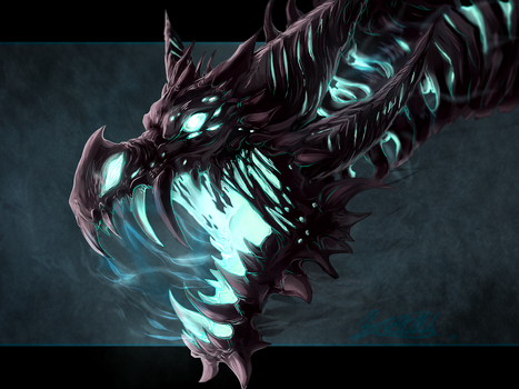 Chillmaw by 9tailsfoxyfoxy
