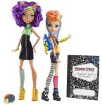 Clawdeen and Howleen by Twig321