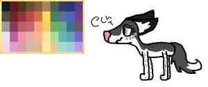 Animal Jam Colorz Meme Thingey by ScribblyFandoms7