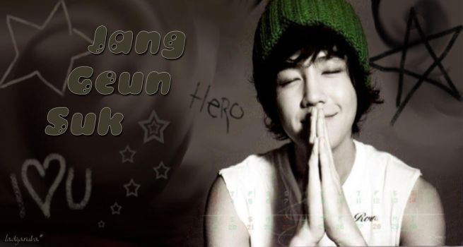 Jang Geun Suk Wallpaper by LadyAruba