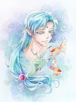 Fish Eye from Sailor Moon by L0riNell