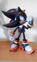 Shadow the Hedgehog - c by Destro2k