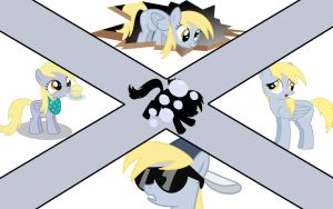 Derpy Hooves (wallpaper number 7) by axelrules1231