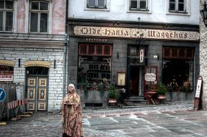 Olde Hansa by Quipith