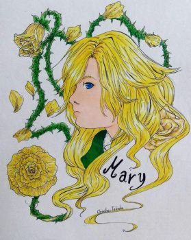 Mary by Chocho-Takeda