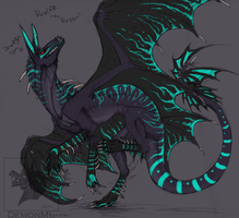 Rayliff color re-design by DemonML