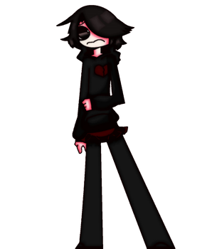 12 year old Sin Transparent by MayaBlue77