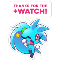 Thanks for the watch by LoulouVZ