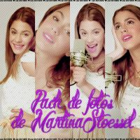 +Martina Stoessel photoshoot. by LuuEditions009