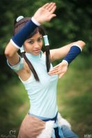 Korra Cosplay - Focused by the-mirror-melts