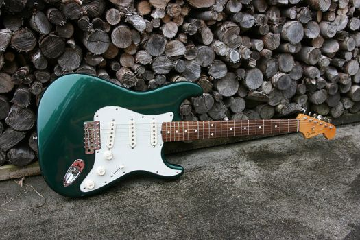 Stratocaster III by huf