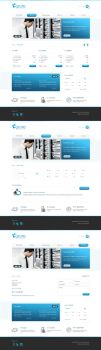 Azuro website by carl913