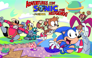 Adventures of Sonic the Hedgehog Tribute by SuperLooneyDude