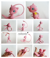 Ball Jointed Doll Mew