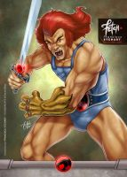 1/27 LION-O by FranciscoETCHART