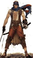 Prince Of Persia by steja007