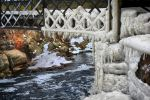 Frozen Bridge by Pajunen