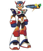 Third Armor by rockman-forte