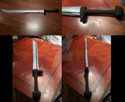 Long sword LARP boffer by PracticalApplication