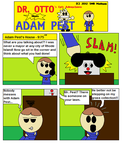 Dr. Otto meets Adam Pest (Page 1) by RyanSilberman