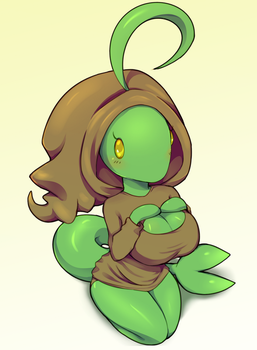 Tonberry Babe by PastellettaArt