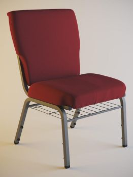 No.65 Metal Frame Chair 01 by simplychen