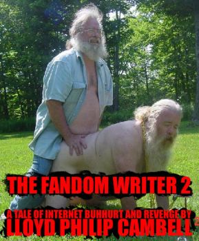 The Fandom Writer 2 by angryinillinois